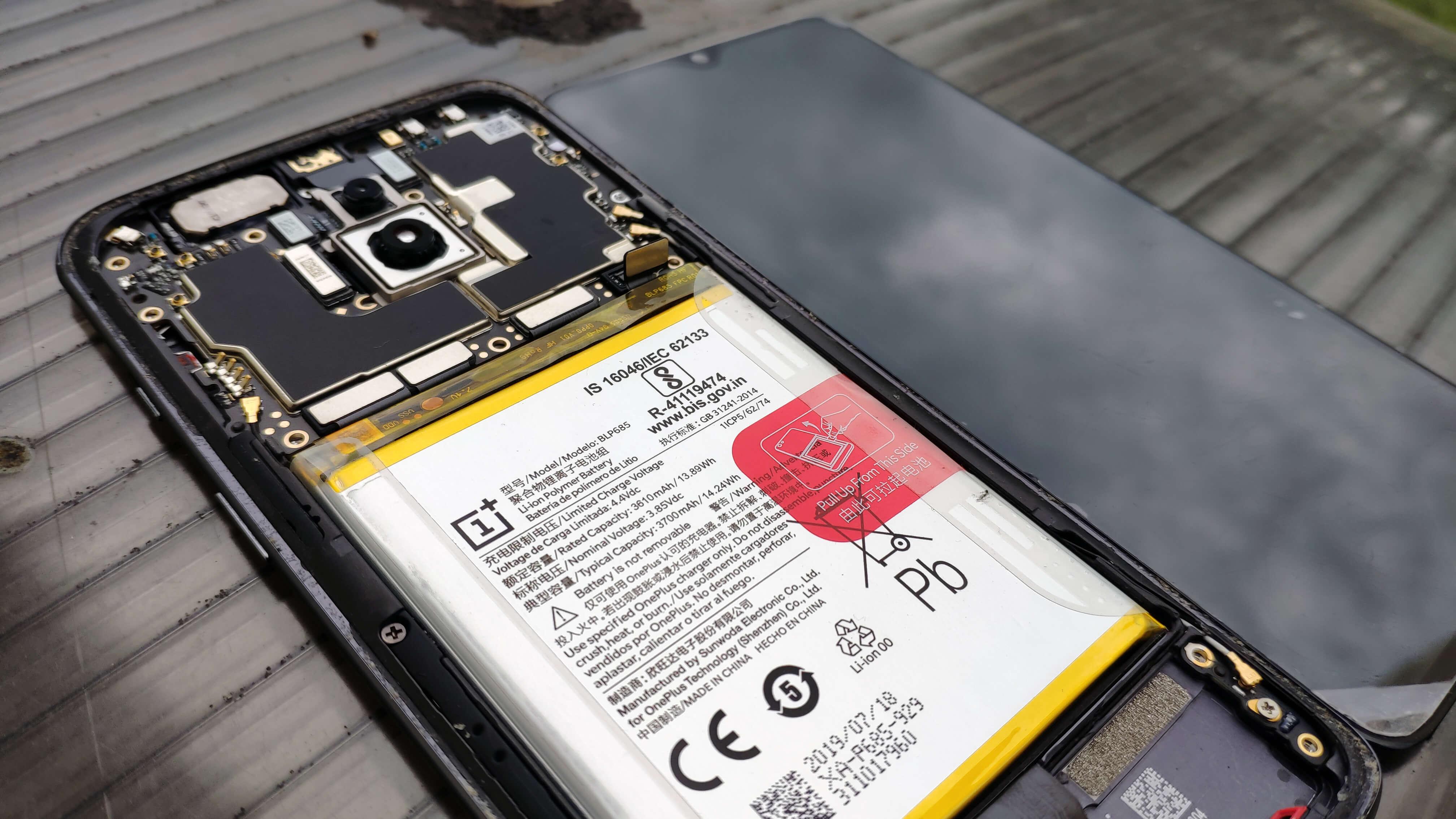 Ремонт OnePlus 7