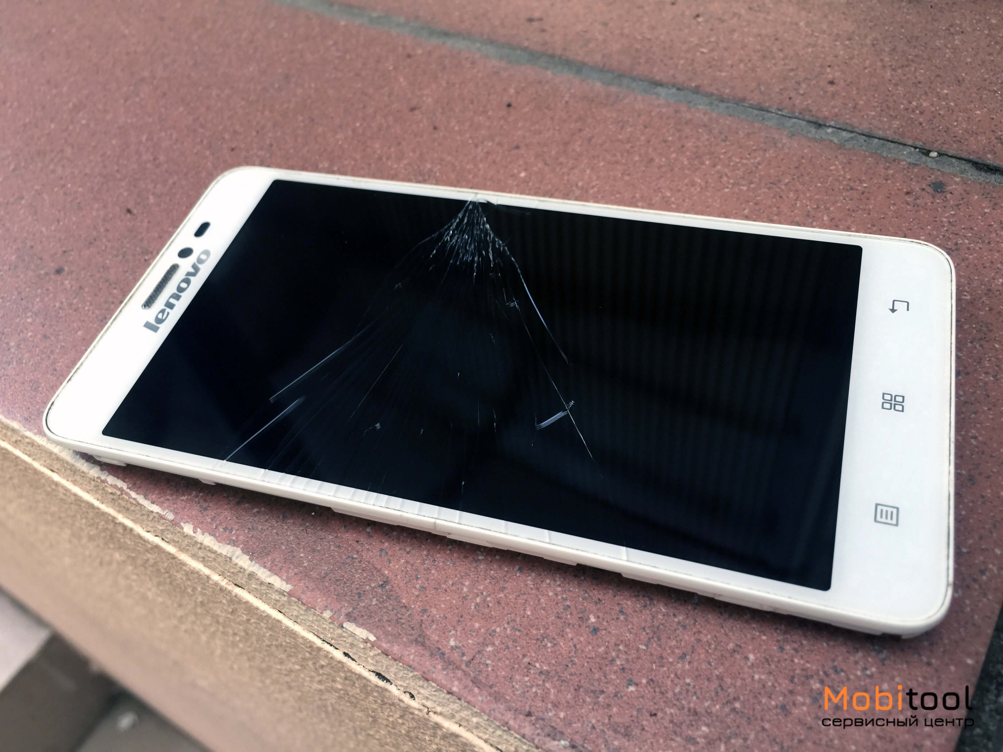 Замена стекла на телефоне Lenovo